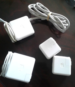 60 W AND 12 W Magsafe Power Adapters