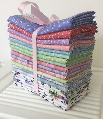 Clothworks Sunday Afternoon Fat Quarter Bundle by Jim Ishikawa