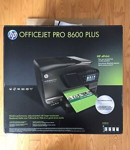 HP Officejet Pro 8600 Plus All-In-One (Print from iPad, iPhone)