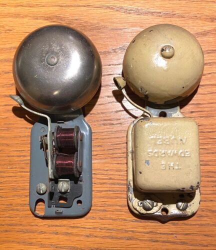 Vintage Electric Door Bell (2)