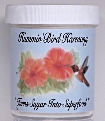 Hummn'bird Harmony..hummingbird vitamins,nector,food,nutrition,treats