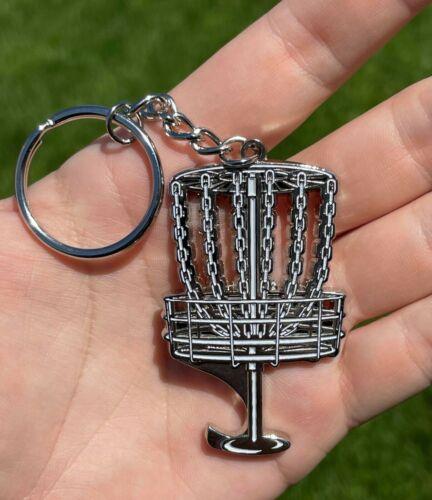 Disc Golf  Keychain/Bottle opener - 2 1/2