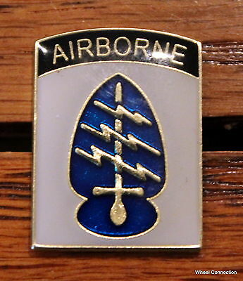 Airborne Lapel Pin American Special Forces Army Tie Tack United States 1929