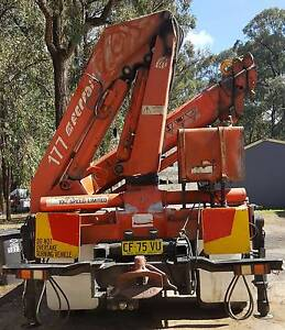 crane truck for sale Emu Heights Penrith Area Preview