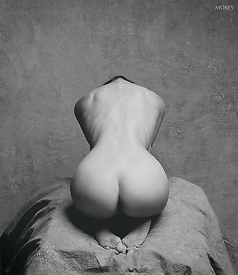 Fine Art Black & White Nude, Natalie 35459.09, photo signed by Craig Morey