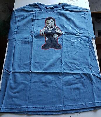 WWE Roman Reigns Roman Brains Zombie Authentic T-Shirt Gr. XL