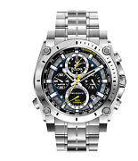 Mens Bulova Chronograph Watch