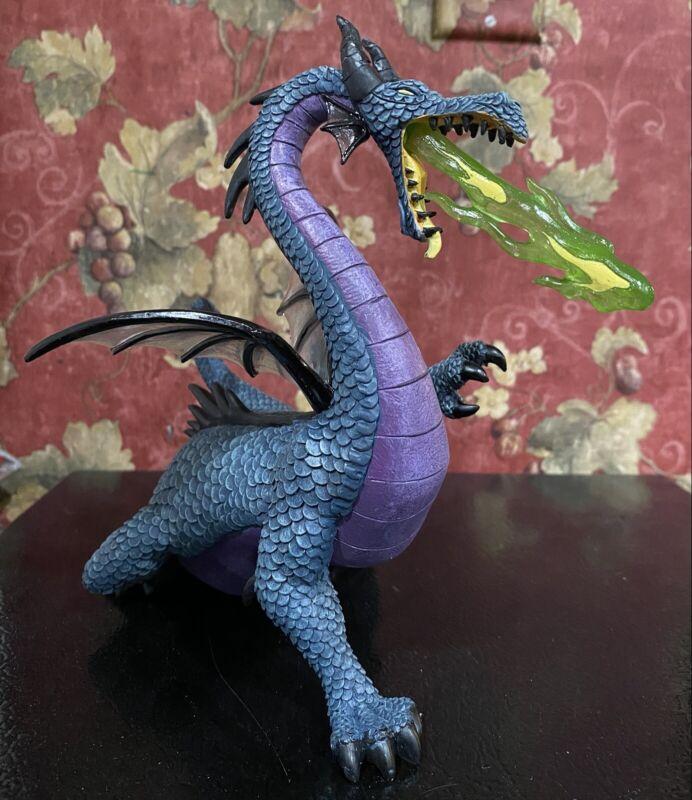 Disney Showcase Couture de Force Maleficent Dragon Figurine Enesco 6002183