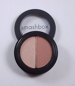 Smashbox   GLIMMER   EYE SHADOW duo Pink Bronze Shades