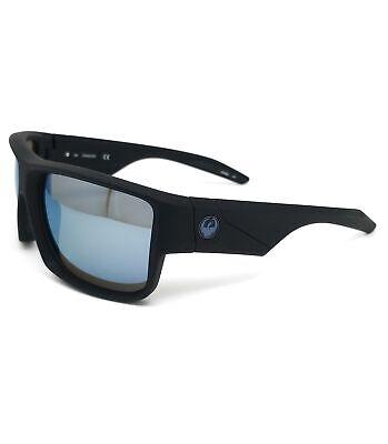 DRAGON Sunglasses DEADLOCK H2O 005 Matte Black Rectangle Men (H2o Sunglasses)