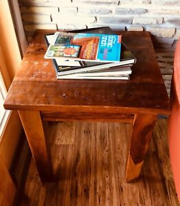 Solid Acacia - side table