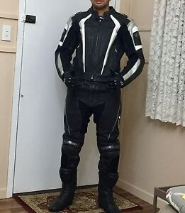 Motorcycle Leather full gear collins (Australian made) Wavell Heights Brisbane North East Preview