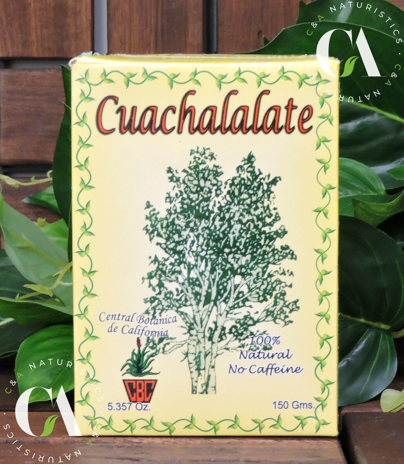 Cuachalalate Tea Agranel 100% Natural & Original No-Caffeine (5.356OZ, 150GMS)