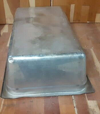Browne-halco 22006 Buffet Catering Steam Table Pan Full Size 21.2 Qt. 6 Deep