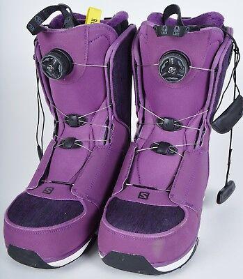 nwob womens ivy boa sj snowboard boots