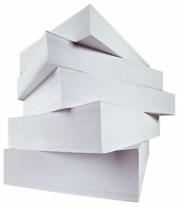 A4 75gsm White Copier/ Printer Office Copy Paper 2500 Sheets 5 Reams Box