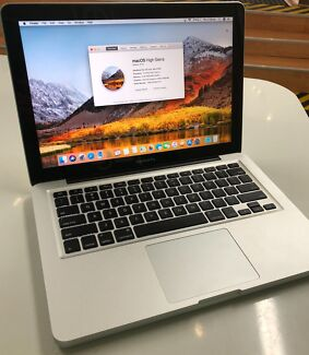 "MacBook Pro 13"" Intel Core i5 with 3 months warranty"