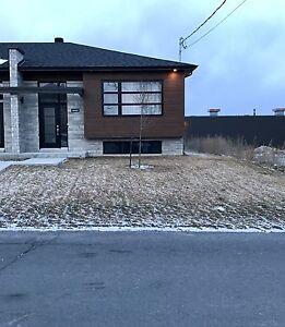 Condo style maison ville à vendre 198000 $ nego napierville