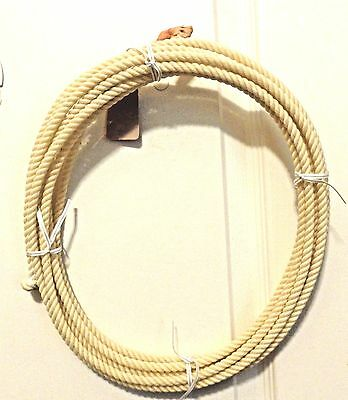 New generic little cowboy/cowgirl lariat,lasso Rope,MPN 20',western horse tack