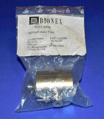 New Thermo Dionex P680 Hplc Pump Head Micro Titan 5037.2408