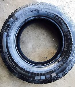 Continental used tyres (4) Victoria Point Redland Area Preview