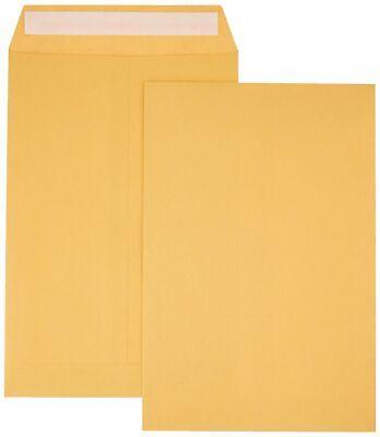 Manilla Envelope 6x9 Manila Self Stick Mailing Safe Security Business No.1 100pk