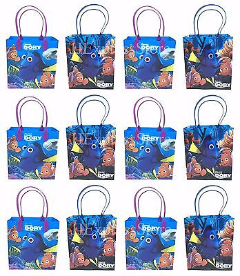 NEW 12x Disney Finding Dory Nemo Birthday Party Favors Goody Loot Gift Candy - Finding Nemo Birthday Party Decorations