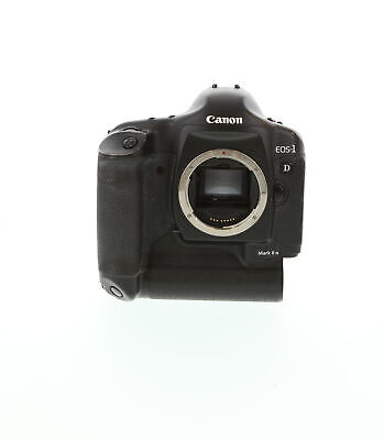 Canon EOS 1D Mark II N Digital SLR Camera Body  Black {8.2 M/P} BG