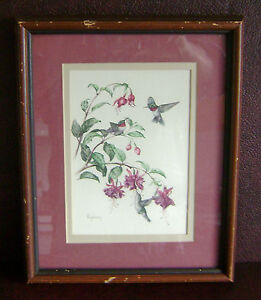Vintage-Hummingbirds-Litho-Print-By-Jill-Fogelsong-Portal-Publications