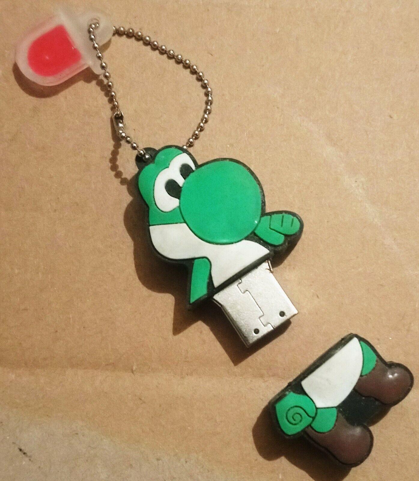 Clefs USB Super Mario Yoshi 8 GO
