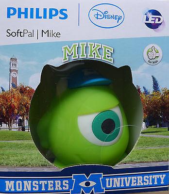 Philips Disney SoftPal Mike Monsters University Nachtlicht Lampe Leuchte NEU OVP