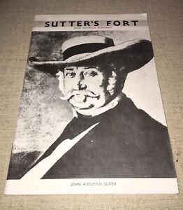 Sutter's Fort book