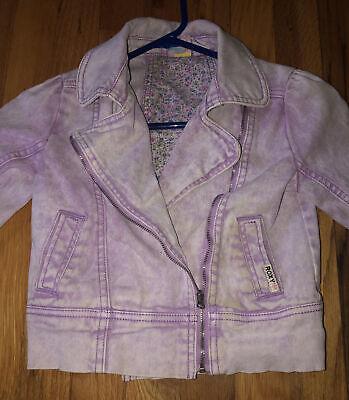 Roxy Purple Jacket Vintage