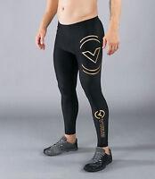 Virus Hombre Energía Serie Biocerámica Compresión Tech Pantalones (au9) -  - ebay.es