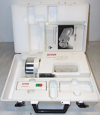 Biotest Hycon Rcs Plus Air Sampler 940310 With Case And Remote