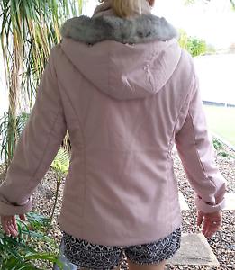 Jacket with Hoddie size 8/10 Near New Wurtulla Maroochydore Area Preview