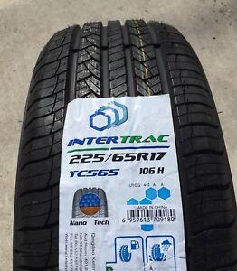225/65/17 All Season Tires Brand New Set of 4
