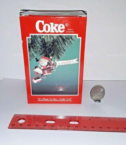 Enesco Coca-Cola Brand Ornaments Coke - It