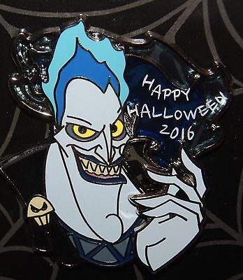 Disney Villain 2016 Happy Halloween Hades von Hercules Pin Le