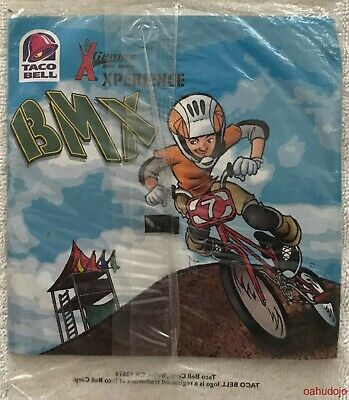 Taco Bell X Games Xperience BMX PC Compatible CD 2001