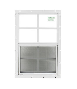 Small Tree House Windows 14x21 Flush Th1421w New With Safety Gl