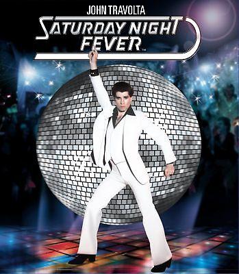 Saturday Night Fever Mirror Ball POSTER 24 X 36 INCH disco John Travolta 36 Mirror Ball