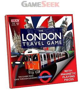 THE LONDON GAME TRAVEL EDITION - GAMES/PUZZLES BOARD GAMES BRAND NEW