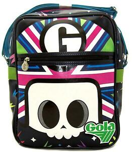 GOLA BRONSON COSMIC ADULT'S BY TADO NAVY SHOULDER BAG NEW