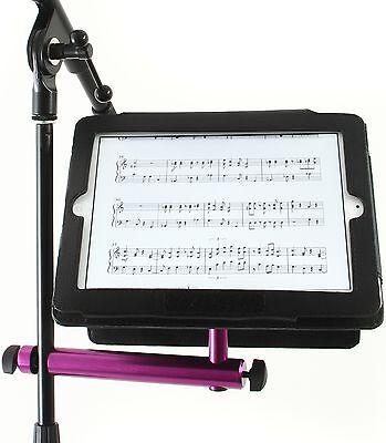 New On-Stage Stands U-mount TCM9150 Tablet iPad Case Mounting System Make Offer!