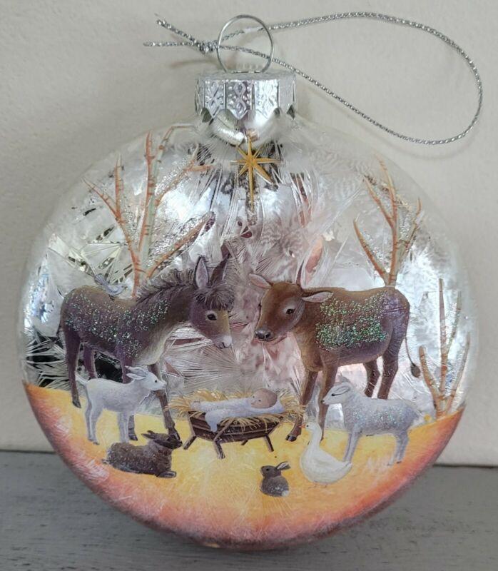 Baby Jesus Nativity ornament