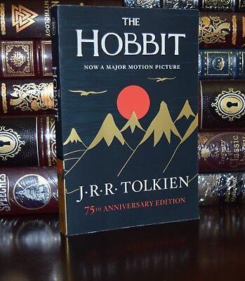 The Hobbit by J.R.R Tolkien Brand New 75th Anniversary Special Edition