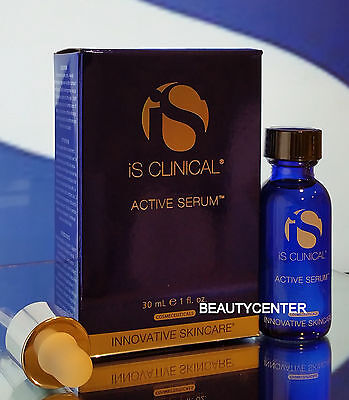 iS Clinical Active Serum 30ml/1 fl.oz New in Box 100% authentic