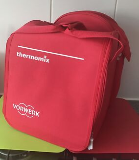 Red Thermomix travel bag NEW
