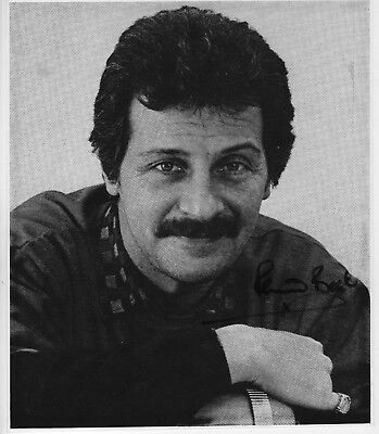 Pete Best Inscribed Promo Beatles John Lennon Paul McCartney George Harrison
